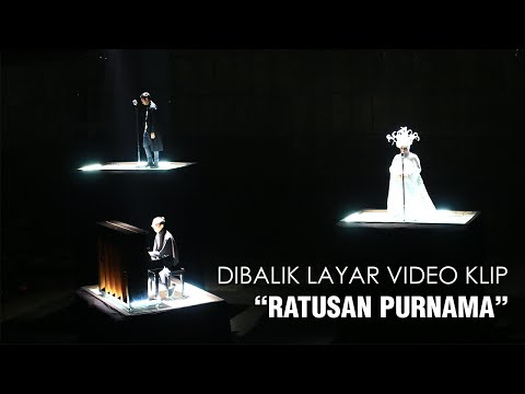 Behind The Scene Pembuatan Video Clip Ratusan Purnama (OST. AADC2) - Aquarius Musikindo