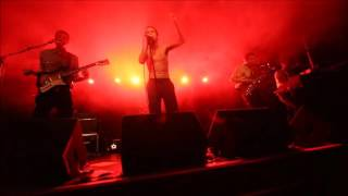 Fat White Family - Touch the Leather - inc Lias surfing @ Plug Sheffield 22.02.2016
