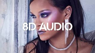 🎧 Rihanna   Umbrella Ft. JAY Z (8D AUDIO) 🎧