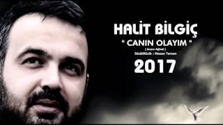 HALİT BİLGİÇ ( CANIN OLAYIM ) 2017 YENİ (OFFİCİAL AUDIO)