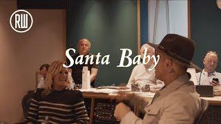 Musik-Video-Miniaturansicht zu Santa Baby Songtext von Robbie Williams feat. Helene Fischer