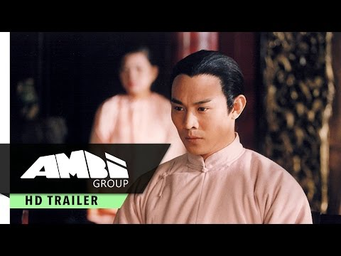 Legend of the Red Dragon - Jet Li Movie - Official Trailer