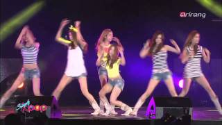Dal Shabet - ♬ Hit U [Simply K-Pop]