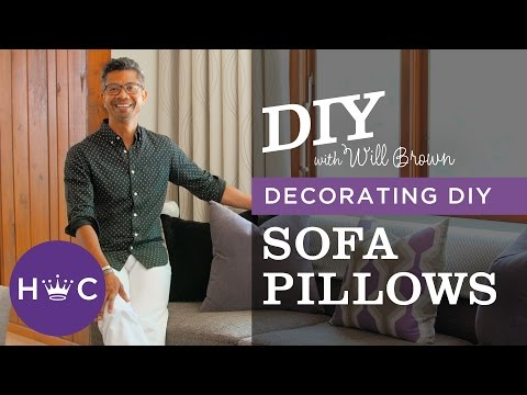 How to Decorate With Pillows