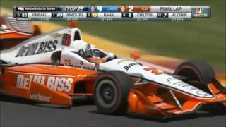 Scott Dixons Indycar Wins: Win#41 - 2017 Kohler Grand Prix At Road America