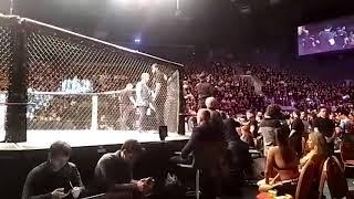 #UFC149 - Питер встречает Махачева