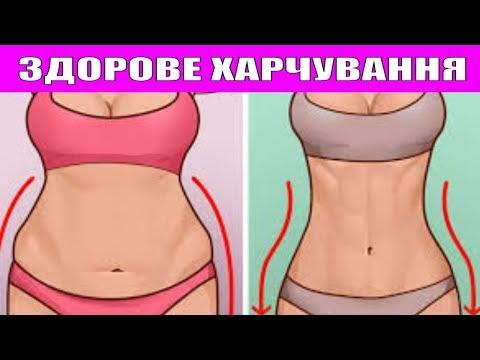 Здорове харчування/Здоровое питание