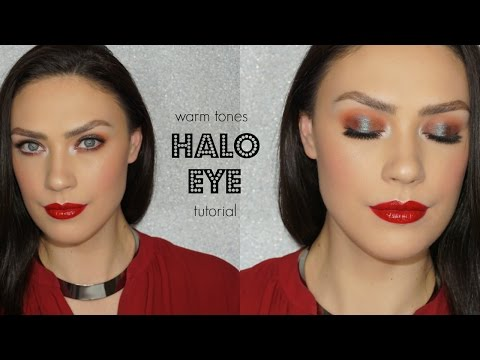 Warm Tones Halo EyeCAROL LAGO