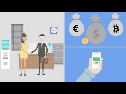 Bitcoins zu echtem geld