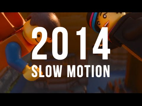 Cool Slow Motion Shots From Movies, TV Shows And Music Videos In 2014