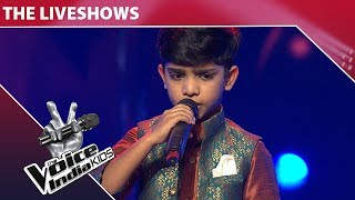 Fazil Performs On Chunar | The Voice India Kids | Episode 19