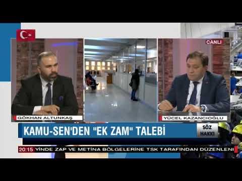 Genel Başkanımız Bengütürk TV'de Gündemi Değerlendirdi