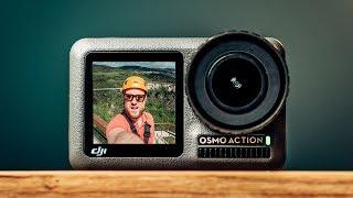 DJI OSMO ACTION IN-DEPTH REVIEW! THE GoPro HERO 7 Killer?