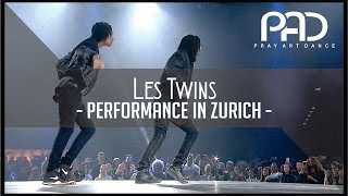 Les Twins - Sch Gomorra Full  2016 Song Original