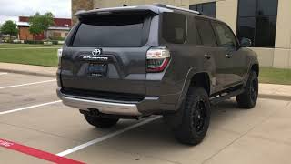 Pre-Owned 2016 Toyota 4Runner Trail Premium 4WD Leather Navigation BackUpCam HtdSeats FuelWheels
