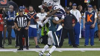 "10 Savage NFL ""BODY SLAM"" Tackles"