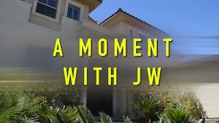 A Moment with JW - Competition