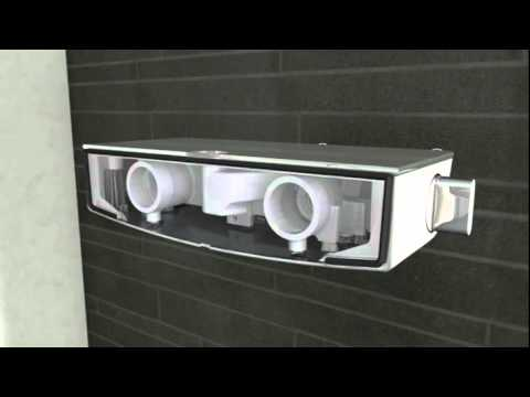 Hansgrohe Ecostat Select and Raindance Select 360 installation guide