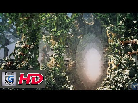 """CGI 3D Animated Short """"Where Forests Are"""" – by Julius Horsthuis"""