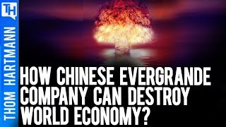 Can Capitalist China Survive Default? (w/ Prof. Richard Wolff)