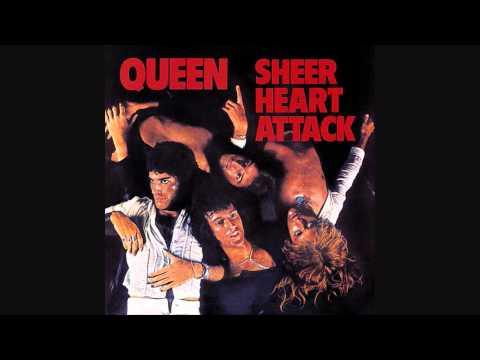 Queen - Misfire - Sheer Heart Attack - Lyrics (1974) HQ