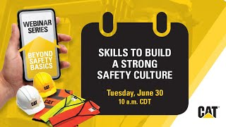 Safety Webinars - Demonstrating commitment