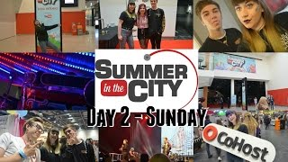 Summer in the City Day 2 - Sunday | Cerys Vlogs