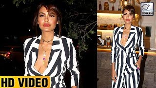 Esha Guptas DIRTY Dress At An Event | LehrenTV