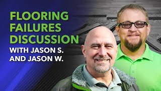 Top Flooring Failures Discussion with Wagner Meters' Reps