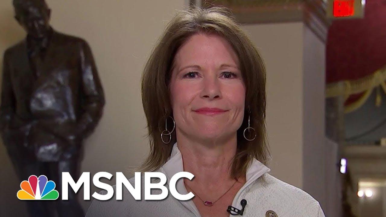 Cheri Bustos On Harassment In Politics: Public 'Deserves Better' | MTP Daily | MSNBC thumbnail