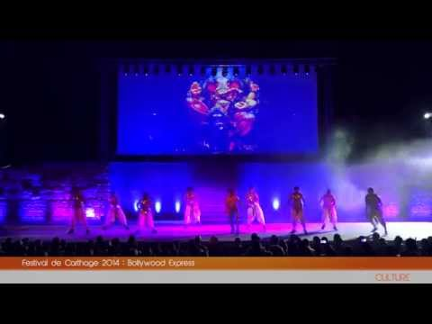 Festival de Carthage 2014 : Bollywood Express | Carthage Event Tv (видео)