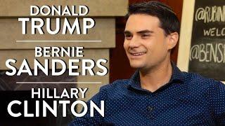 On Donald Trump, Bernie Sanders, and Hillary Clinton (Pt. 1) | Ben Shapiro | POLITICS | Rubin Report