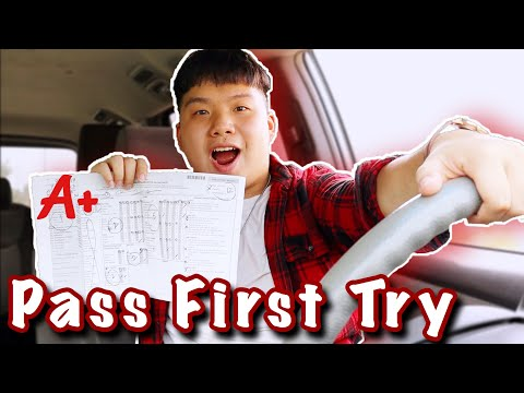 How To Pass Your Driver's Test 2021 (First Try)