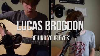 Behind Your Eyes - Jon Foreman (cover)