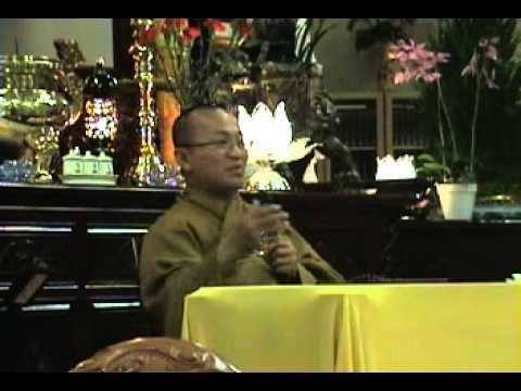 Đem Phật về nhà B (04/08/2007) Thích Nhật Từ