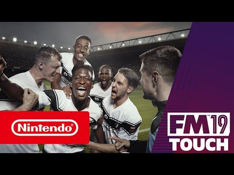 Football Manager 2019 Touch - Launch Trailer (Nintendo Switch) thumbnail