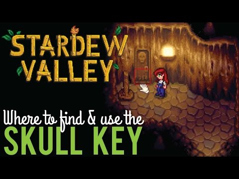Steam Community Video Where To Find Where To Use The Skull Key In Stardew Valley The wiki also states that the next day you will receive mail from mr qi with a quest. steam community
