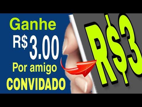 Ganhe R$ 3,00 no Paypal Convidando - Como Ganhar Dinheiro na Internet (Money no paypal)