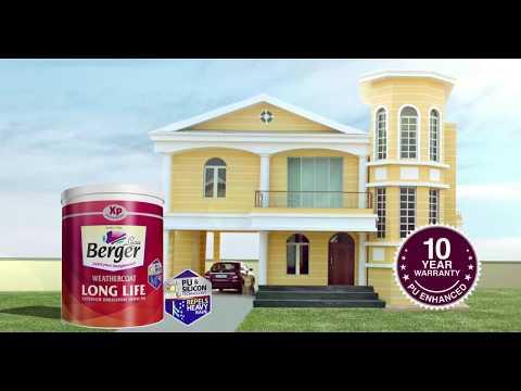 WeatherCoat Long Life, Luxury Exterior Emulsions Paint