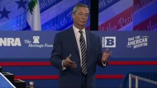 Farage: 2016 Began