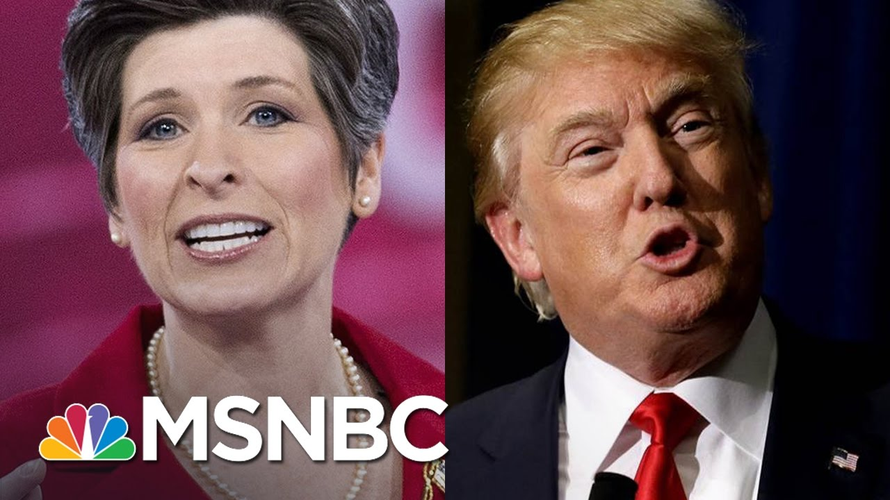 GOP Members Acknowledge President Trump's Poll Numbers, Distance Themselves | Morning Joe | MSNBC thumbnail
