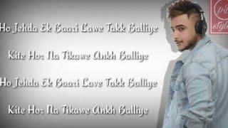 Dilli Shehar Lyrics – Yash Kumar, Millind Gaba   - YouTube