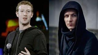 НАРЕЗКА: Реп-баттл Павел Дуров VS Марта Цукерберг VS Сталин