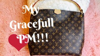 My Louis Vuitton Graceful PM!!