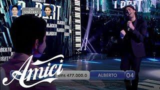 Amici 18   Alberto   Accanto A Te   La Finale