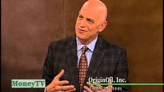 OriginOil Featured in Popular Science- MoneyTV with Donald Baillargeon