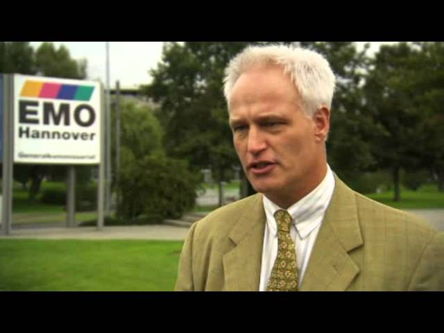 EMO Hannover 2013 -- Closing statement