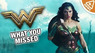 6 Things You Missed in the New Wonder Woman Trailer! (Nerdist News w/ Jessica Chobot)