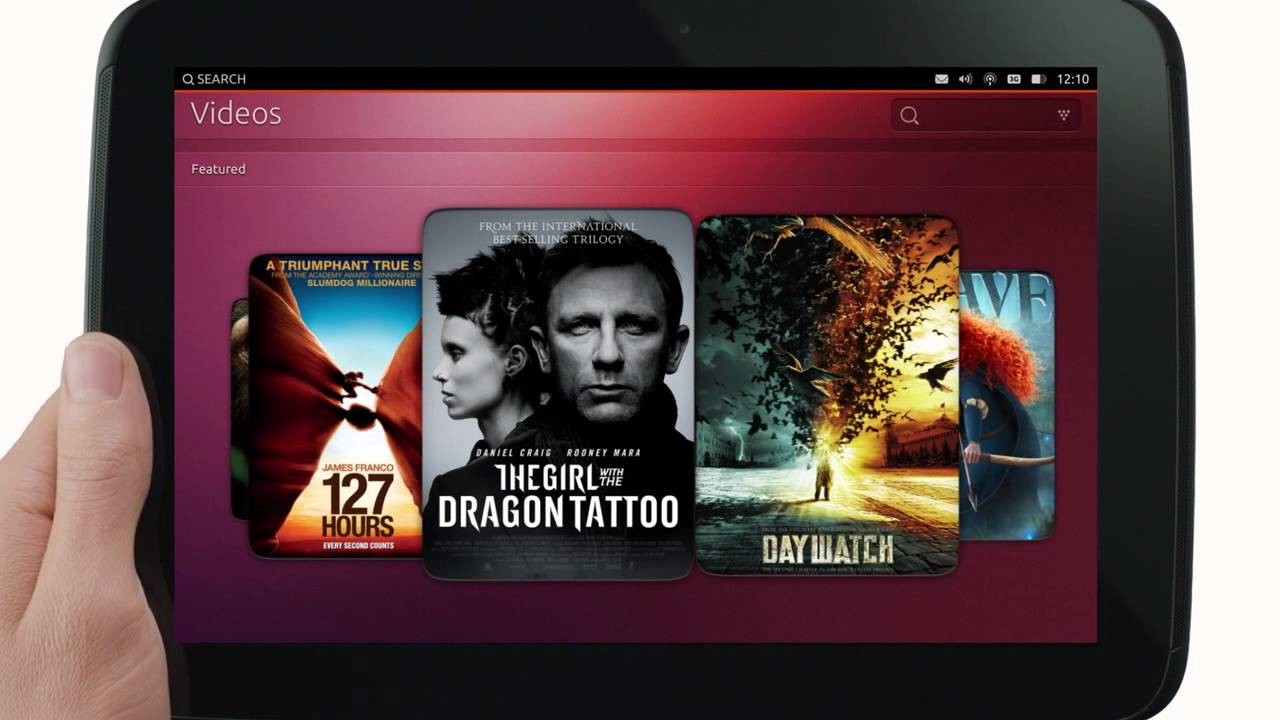 Here's A Look At Ubuntu For Tablets