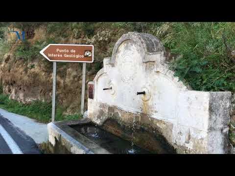 Mirador natural de la Fuente de El Pilar, Ardales